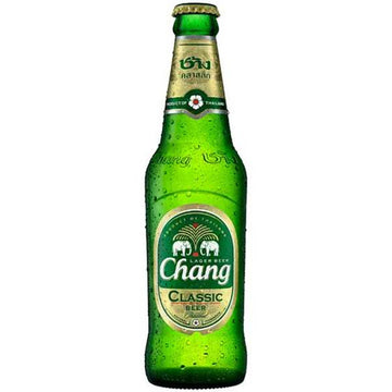 Chang Beer 6pk/330ml Bottles