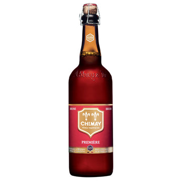 Chimay Red Premiere Trappist Ale 750ml