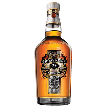 Chivas Regal 25yr Blended Scotch