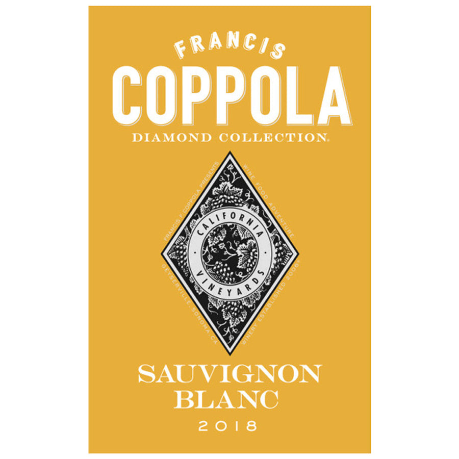 Francis Ford Coppola Diamond Collection Sauvignon Blanc 2018
