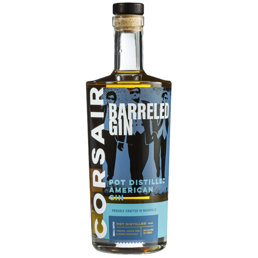 Corsair Barreled Gin