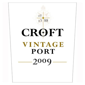 Croft Vintage Port 2009 - 3 Liter