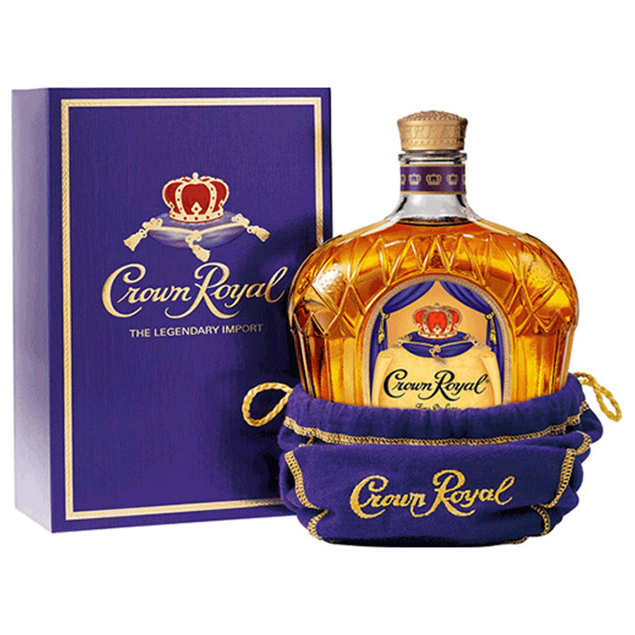 Crown Royal Deluxe Canadian Whisky