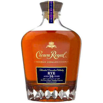 Crown Royal Noble Collection Rye 16yr