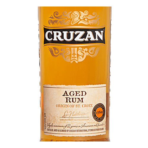 Cruzan Aged Dark Rum 50ml - 10pk