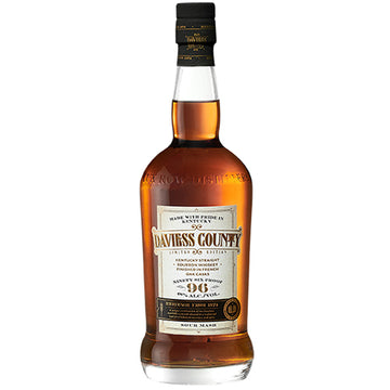 Daviess County French Oak Bourbon