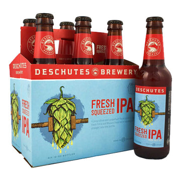 Deschutes Fresh Squeezed IPA 6pk/12oz Bottles