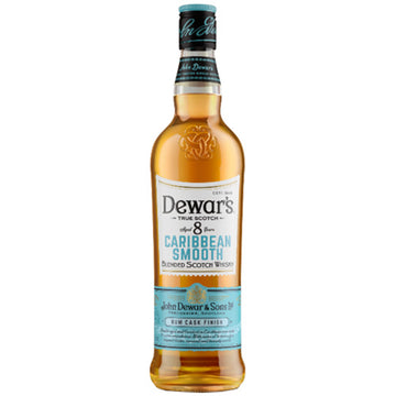 Dewars Caribbean Smooth 8yr Blended Scotch