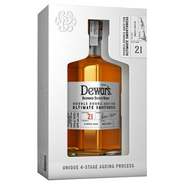 Dewar's 21yr Double Double Blended Scotch - 375ml