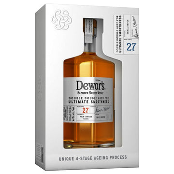 Dewar's 27yr Double Double Blended Scotch - 375ml