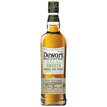 Dewar's Ilegal Smooth Blended Scotch Whisky