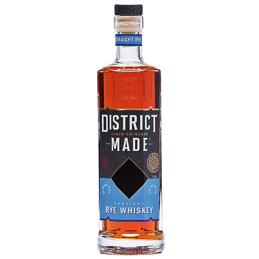District Made Rye Whiskey