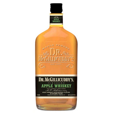 Dr. McGillicuddy's Apple Whiskey