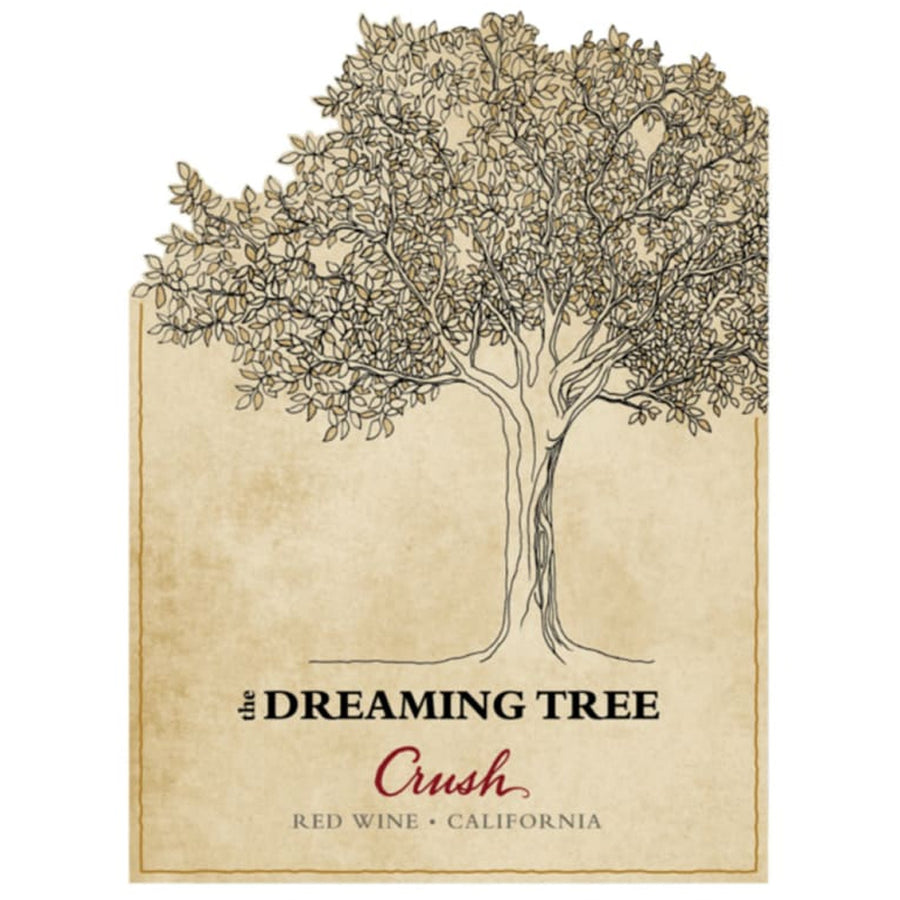 The Dreaming Tree Crush Red Blend 2017
