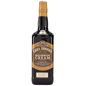Ezra Brooks Bourbon Cream Liqueur