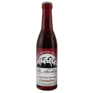 Fee Brothers Grenadine Syrup 375ml