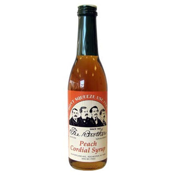 Fee Brothers Peach Syrup 375ml
