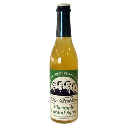 Fee Brothers Pineapple Syrup 375ml