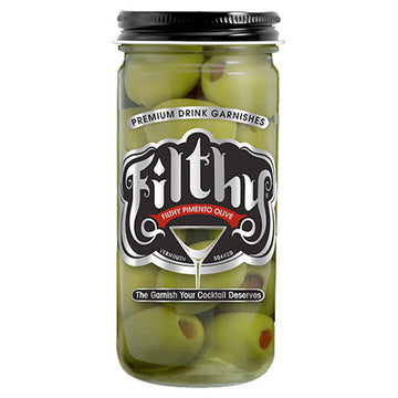 Filthy Pimento 8oz Jar