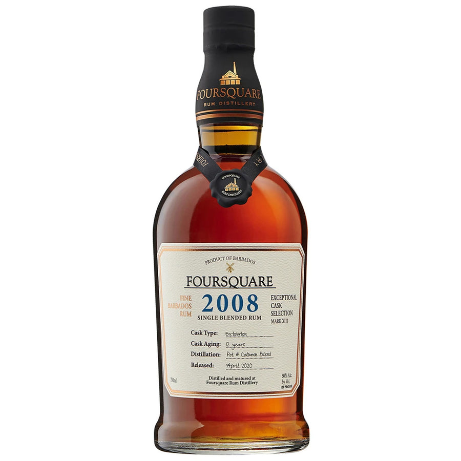 Foursquare 2008 Single Blended Rum