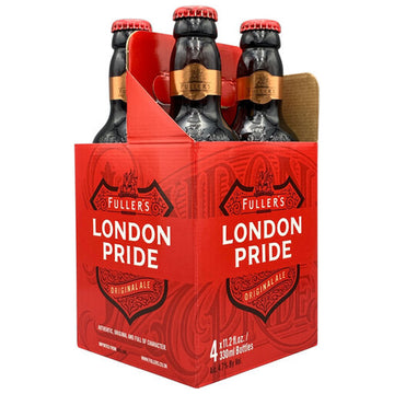 Fuller's London Pride 4pk/11.2oz Bottles