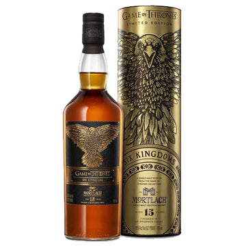 Game of Thrones Six Kingdoms - Mortlach 15yr