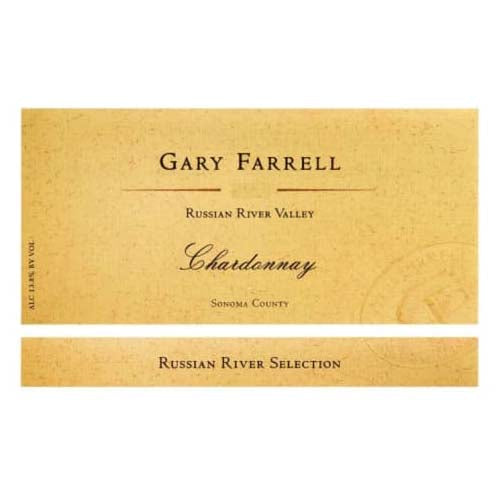 Gary Farrell Chardonnay Russian River Valley 2016