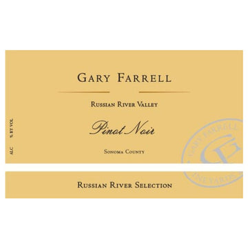 Gary Farrell Russian River Selection Pinot Noir 2017