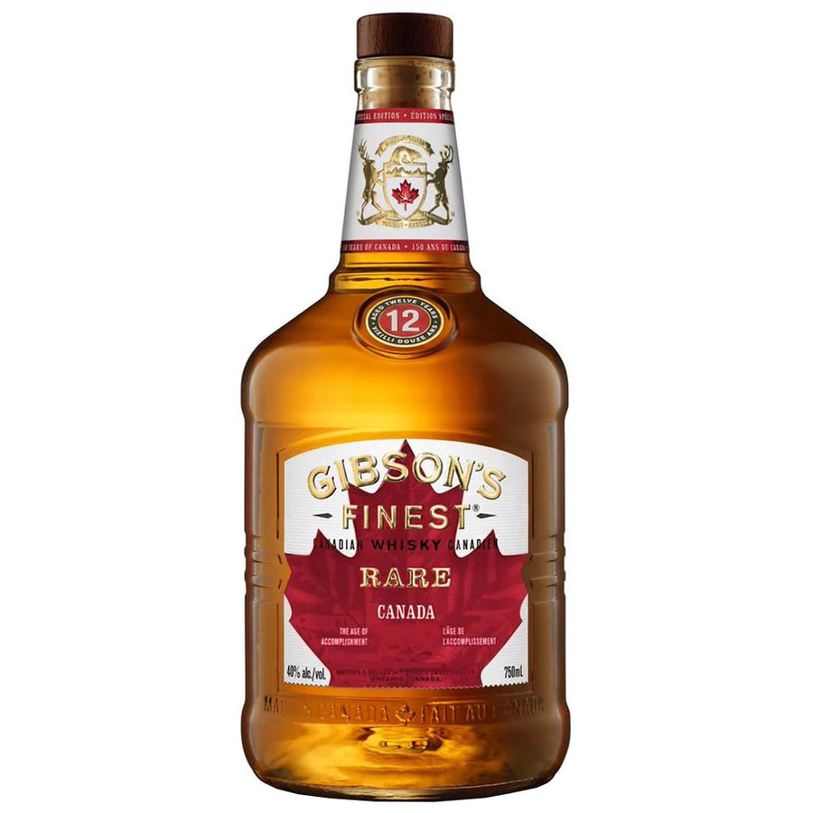 Gibsons Finest 12yr Canadian Whisky