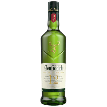 Glenfiddich 12yr Single Malt Scotch Whisky