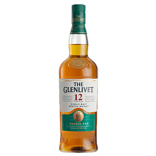 Glenlivet 12yr Double Oak Single Malt Scotch