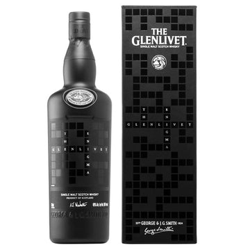 Glenlivet Enigma Single Malt Scotch