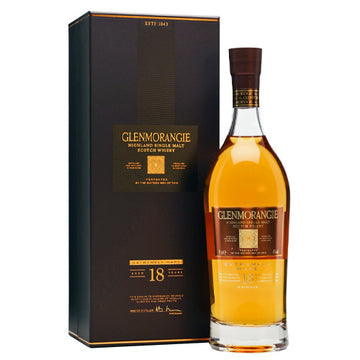 Glenmorangie 18yr Single Malt Scotch