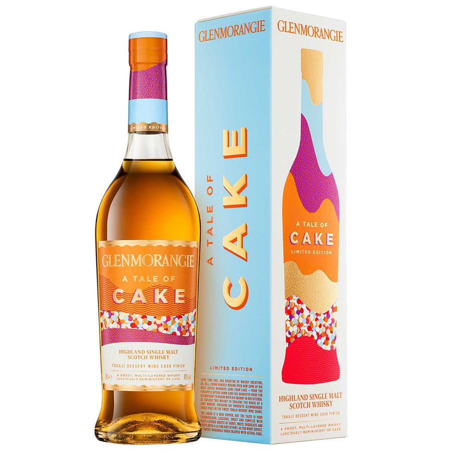 Glenmorangie A Tale of Cake Single Malt Scotch