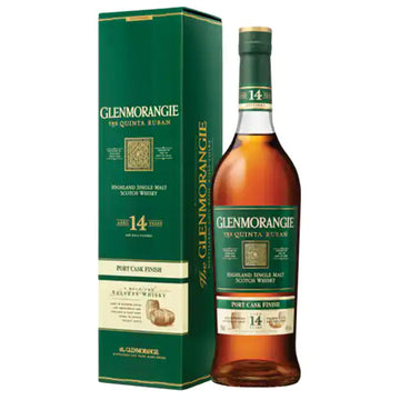 Glenmorangie Quinta Ruban 14yr Single Malt Scotch