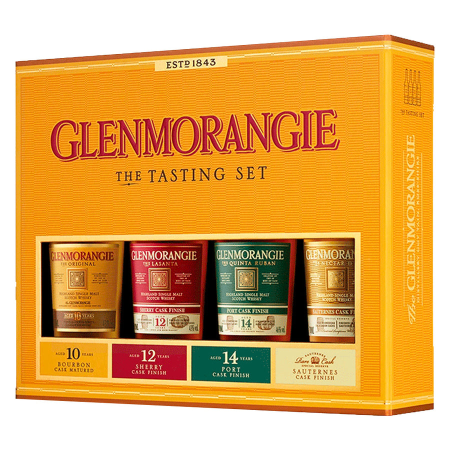 Glenmorangie Single Malt Scotch Tasting Set 100ml