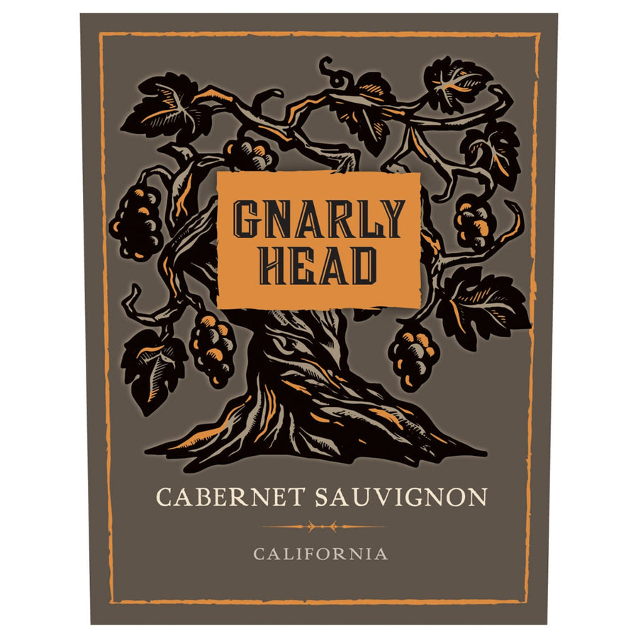 Gnarly Head Cabernet Sauvignon 2018