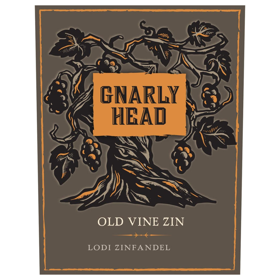 Gnarly Head Old Vine Zinfandel 2018