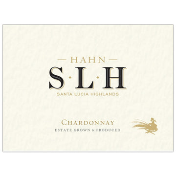 Hahn Winery Santa Lucia Highlands Chardonnay 2016