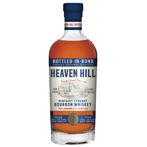 Heaven Hill 7yr Bottled in Bond Bourbon