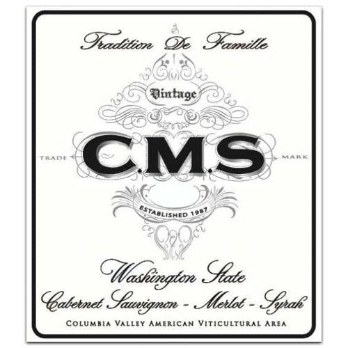 Hedges Family Estate CMS Red Blend 2016