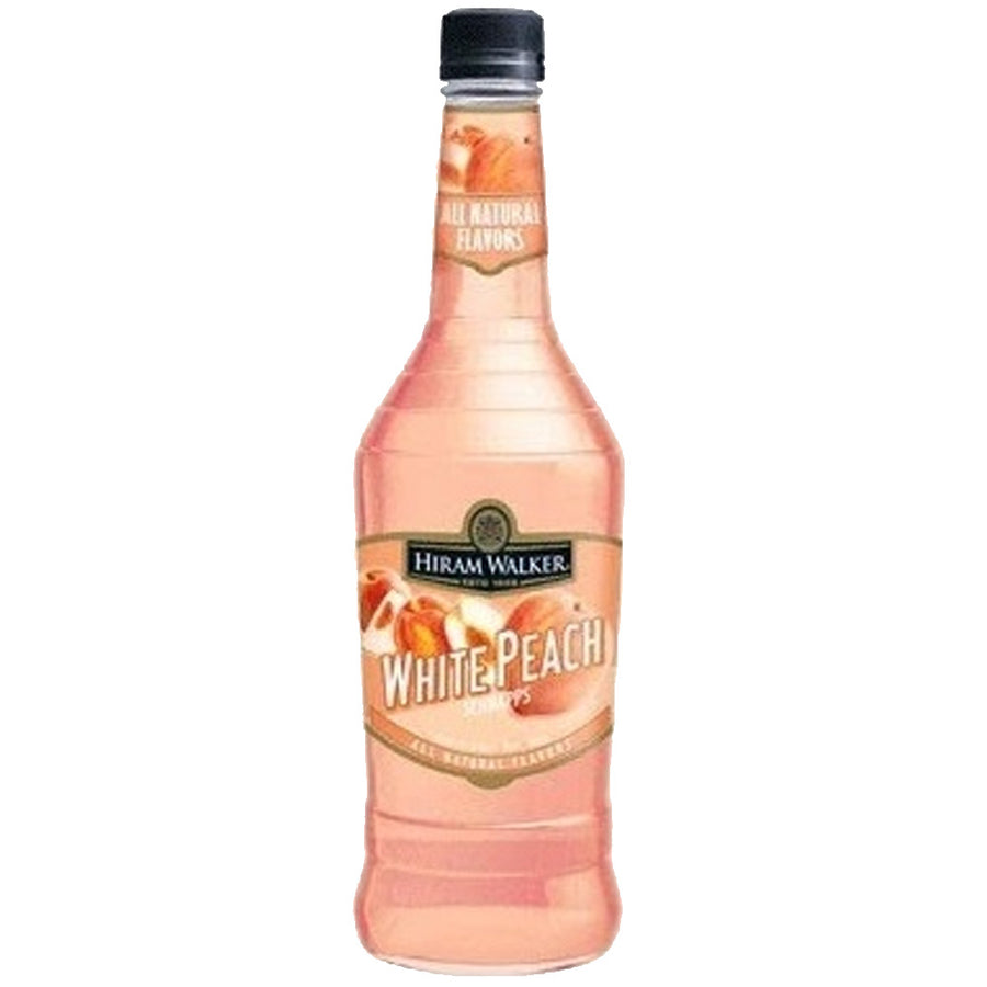 Hiram Walker White Peach Schnapps