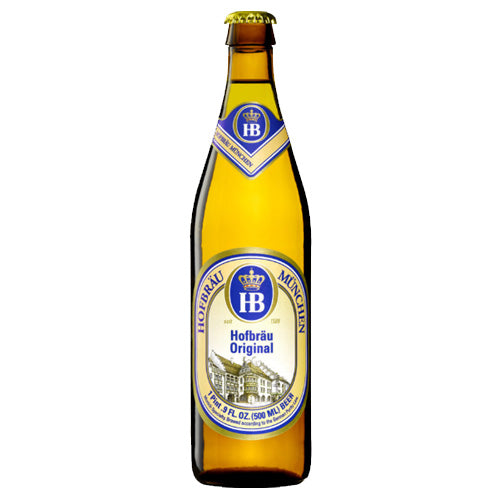 Hofbrau Original 500ml Bottle