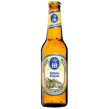 Hofbrau Original 6pk/330ml Bottles