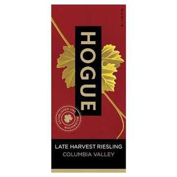 Hogue Cellars Late Harvest Riesling 2018