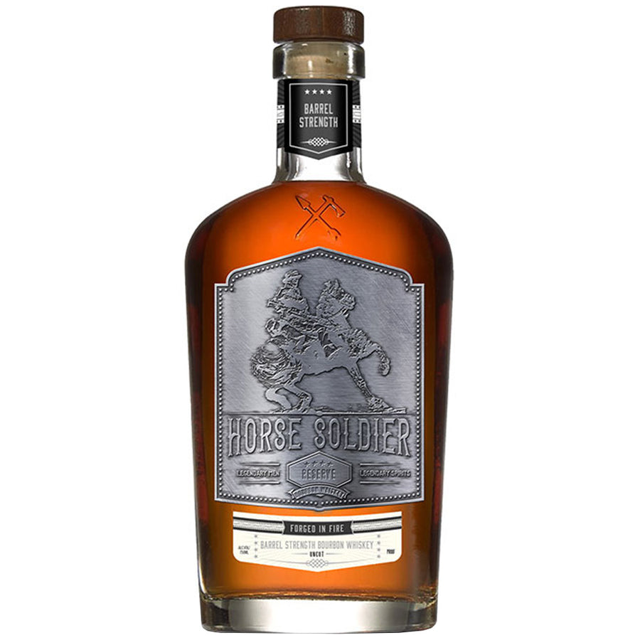 Horse Soldier Reserve Barrel Strength Bourbon