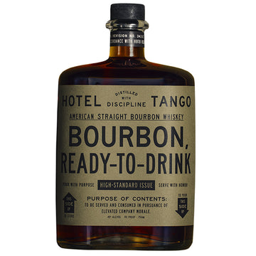 Hotel Tango American Straight Bourbon Whiskey