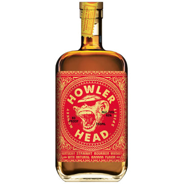 Howler Head Banana Infused Bourbon Whiskey