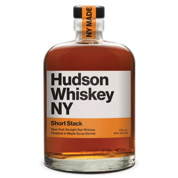 Hudson Whiskey NY Short Stack Rye Whiskey