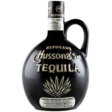 Hussong's Tequila Resposado Crock